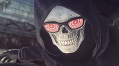 Your guide through LET IT DIE, a Grim Reaper named Uncle Death. This is the first scene where you meet him, with hilarious dialogue. LET IT DIE is a free gam. Video Games Xbox, Video Game News, Let It Die, Die Games, Video Game Party, Im Lost, Free To Play, Grim Reaper