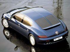 OG |1993 Bugatti EB112 | Full-size Epowood mock-up