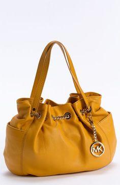 b14307cf9e12 Buy michael kors large handbag yellow > OFF33% Discounted