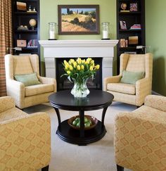 round coffee tables for a more usable space living roomssmall