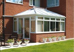 Conservatories, giving you extra living space in your #home .  #homeimprovement