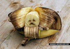 sad banana face