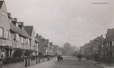 1940 - Breda. Molengrachtstraat. Later Poolseweg, daarna Generaal Mackzekstraat.