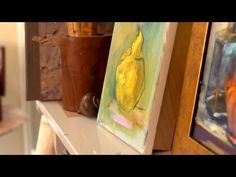 Art Studio Visit   At Home With P. Allen Smith - YouTube        homey comfy studio