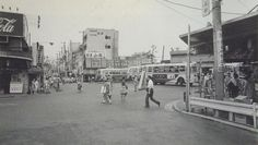 昭和スポット巡り on Twitter  昭和46年 荻窪駅前