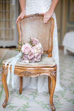 Light Violet Bouquet II