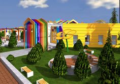 83 Best Kindergarten Design Images On Pinterest
