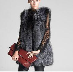 Real fur jackets cheap