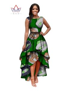 2016 Long Dessses Women Fashion Dress Maxi Brand African Bazin Dresses for Women Dashiki Ankara Dresses Cascading RuffleWY447 *** Find out more about the great product at the image link.