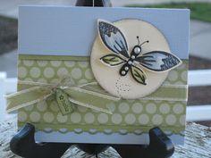 Blossom Petals Builder punch dragonflies 2 | Vanessa Zhong, Melissa's Card Studio