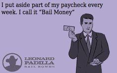 214 best bail bonds stuff images on pinterest cops humor funniest