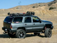 2001 CHEVY TAHOE OFF ROAD SUV - Off Road Wheels