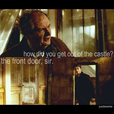 this whole part with Slughorn & Harry is just hysterical