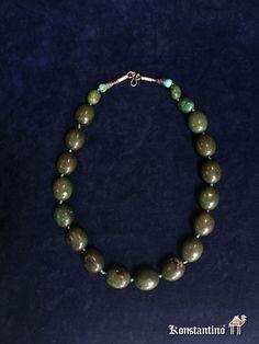 6687062caa03 Collar de Turquesas Persa antiguas. Ref  30963-H. --------  joyeria  joyas   jade  turquesa