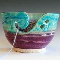 Crochet Bowl -Yin by Galit Grosz Cabot | Crocheting