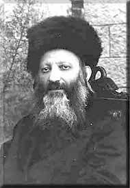 Abraham Isaac Kook, the first Chief Rabbi of the modern Land of Israel.
