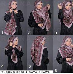 Tutorial Hijab By Mayra Hijab: Tips Berhijab modern Yang Masih Sesuai Dengan Syar...