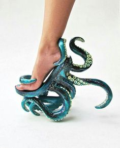 Pure Awesomeness! I found this on Facebook with no caption. I wish I knew where I can get shoes like these.