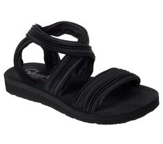 21 Best Sandals images | Sandals, Wedge sandals, Skechers
