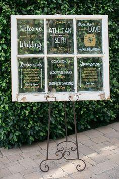 Vintage window wedding sign ideas with hashtag - Hochzeit willkommensschilder - Wedding Wishes, Wedding Bells, Wedding Ceremony, Wedding Venues, Wedding Hashtag Sign, Wedding Signage, Diy Wedding Signs, Vintage Wedding Signs, Wedding Welcome Signs