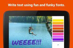 #Android Crea Gifs animados con efectos desde tu Android con Fixie. - http://droidnews.org/?p=105
