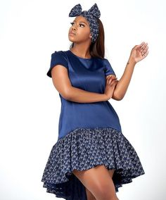 Latest African Fashion Dresses, African Dresses For Women, African Print Fashion, African Wear, African Attire, Ankara Clothing, Clothing Styles, Chic Outfits, Fashion Outfits