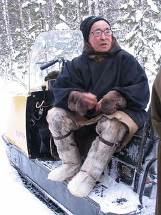 Elderly Khanty man- Siberia, Russia http://www.flickr.com/photos/ugra/167575298/