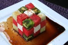 Delicious Fruit: Cube