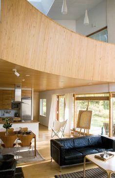scandinavian retreat.: Architects house in Helsingfors
