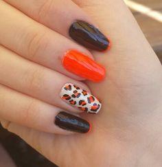 #nail #nails #nailart #black #summer