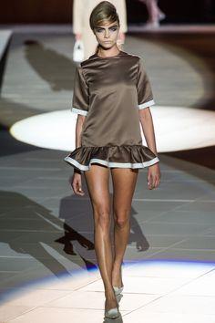 Cara Delevingne. via Vogue Paris