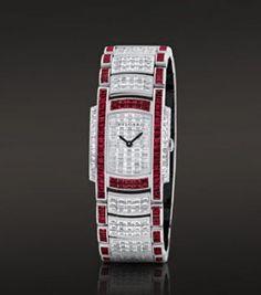 BVlgari Rubies and Diamonds