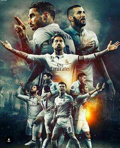 Campeones de liga 2016/2017 #RealMadrid