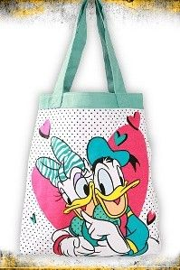 Disney Donald And Daisy Duck Tote