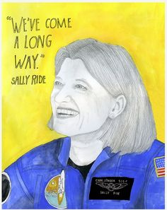 Sally Ride Quote | The Reconstructionists | Cool Mom Picks