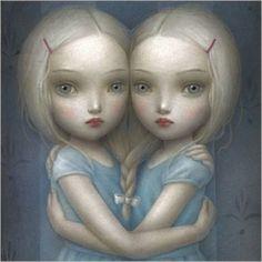 La Marelle `Kaart Nicoletta Ceccoli Soulmate`