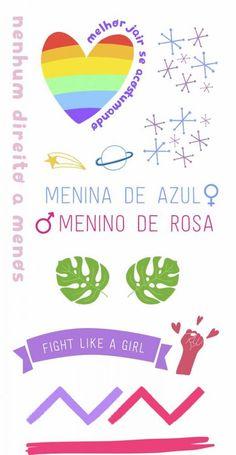 Tatuagem temporária Carnaval - Cartela 1 - RIOetc Feminism Photography, Make Carnaval, Mario Bros, 1, Halloween, Tattos, Bujo, Costume, Wallpapers