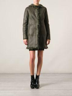 Drome Fur Coat - Smets - Farfetch.com
