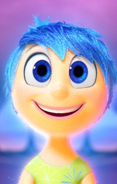 Bring a little Joy into your kids' lives with the Disney Pixar hit Inside Out on Disney Movies Anywhere Oct 13 and on Blu-ray Nov 3.