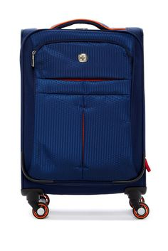 "Image of SwissGear 19"" Spinner Suitcase"