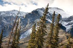 Jasper, Alberta Rocky Mountains in Canada Travel photos by: Rowell Photography @VIARail Canada