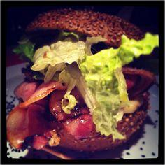 Burger @Negro Carbon Barcelona