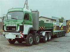 SAURER #Adolf_Saurer_AG #Saurer #CH Heavy Duty Trucks, Heavy Truck, Chevy, Volkswagen, Benne, Heavy Machinery, Busses, Classic Trucks, Heavy Equipment