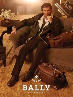 Bally Fall Winter 2011 Ad Campaign