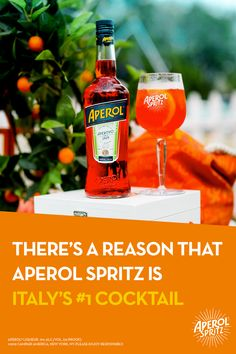 An Aperol Spritz is like a passport to Italy—for your taste buds! Learn to make Italy's #1 cocktail…