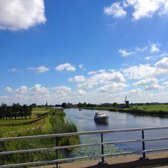 Het Groene Hart, Holland!