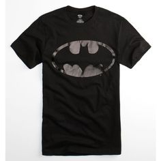 Bio World Tees - Mens - Batman T-Shirt ($20) ❤ liked on Polyvore featuring men's fashion, men's clothing, men's shirts, men's t-shirts, tops, tees, shirts, t-shirts, guys and mens t shirts
