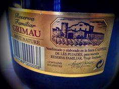 El Alma del Vino.: Cavas Grimau Brut Nature Reserva Familiar.