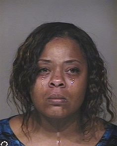 The Heartbreaking Mugshot Of A Mom Who Risked Her Children's Lives For A Job Interview