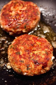 The Best Salmon Burger Recipe #Salmon #Burger